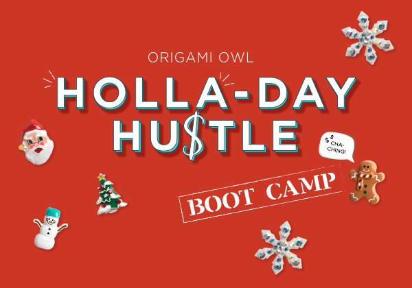 Congratulations to Our HOLLA-Day Hustle Week 4, 5 and 6 Winners