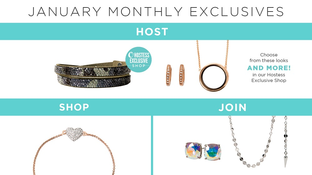 Ignite Your 2020 With New Monthly Exclusives