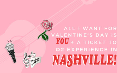 2020 O2 Experience Limited-Time, Valentine's Day Offer!