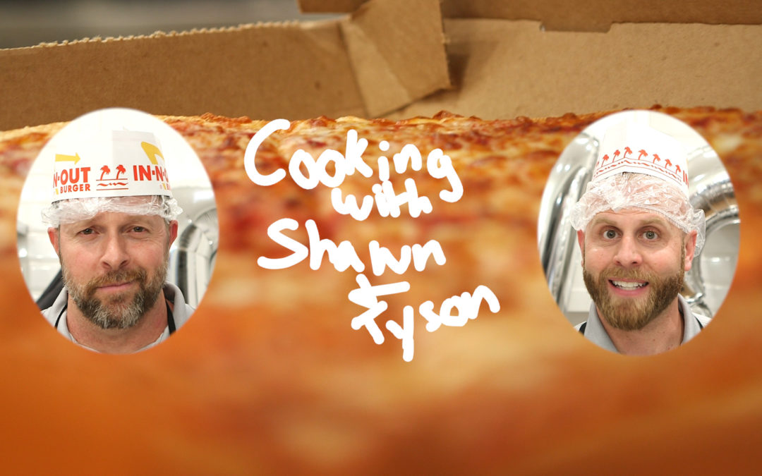 Carpool Recognition: Valentine's Dinner Cooking Show with Shawn + Tyson