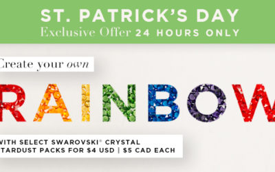 Just for St. Patrick's Day: Create Your Own Rainbow