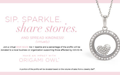 Give Back to Your Community with a Special Sip 'N Sparkle