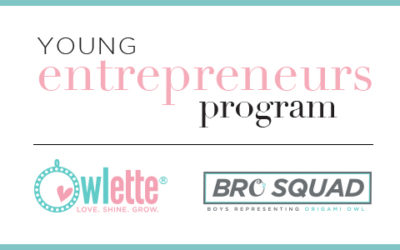 April Young Entrepreneurs Program Incentive + Spirit Week Schedule