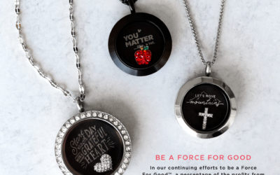 Give Back with Our Force For Good Shop in May