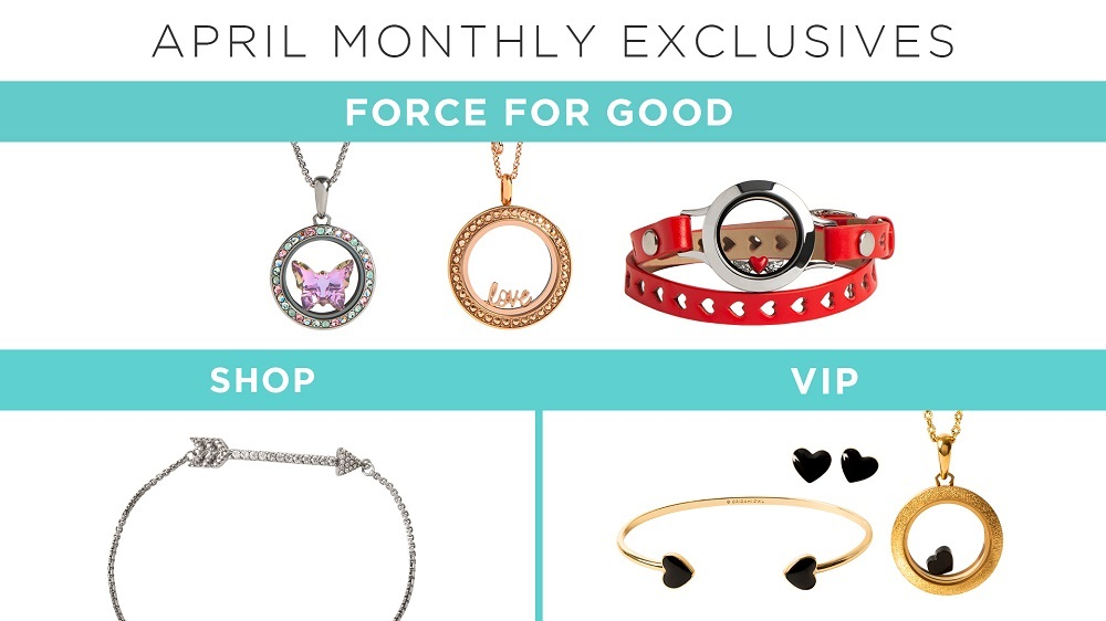 Celebrate Pay It Forward Month with Our April Customer Exclusive