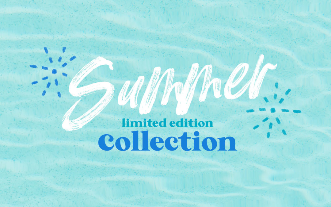 Watch the Limited Edition Summer Collection Designer Reveal + Presale Pack Now Available