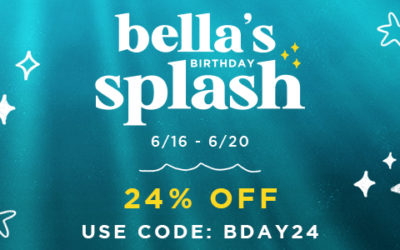 Celebrate Bella's Birthday With a Huge SPLASH of Surprises