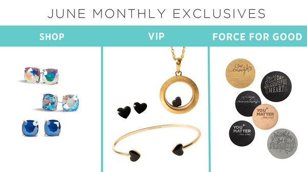 Shine On and Start Your Summer with June Monthly Exclusives