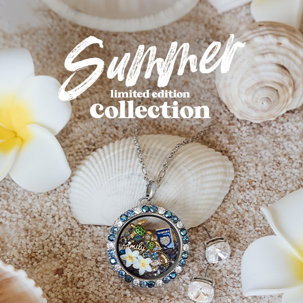 Limited Edition Summer Collection Now Available