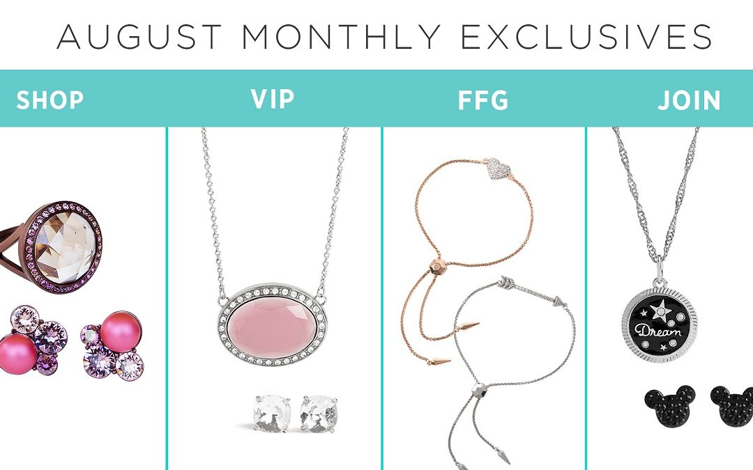 Dream Big with Our August Monthly Exclusives