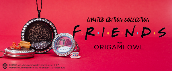 Introducing the Officially Licensed Friends for Origami Owl Collection