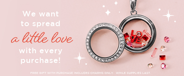 Share the Love and Pay It Forward With Gift With Purchase