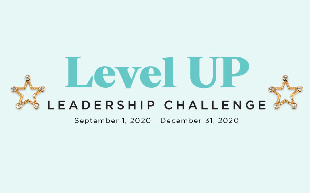 Top 27 On Their Way to Level Up Leadership Challenge