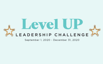 Get Ready For the Level Up Leadership Challenge