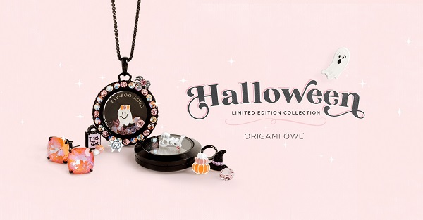 Halloween 2020 Origami Owl BOO! Our Limited Edition Halloween 2020 Collection is Here
