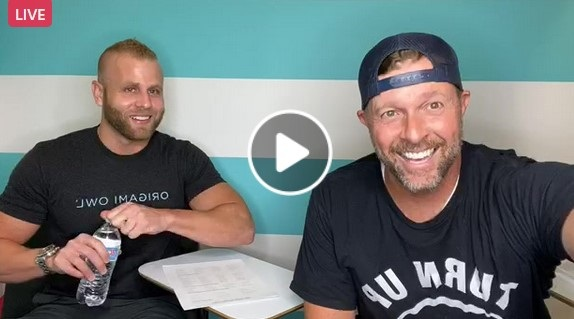 Special LIVE Edition of August Carpool Recognition with Shawn + Tyson