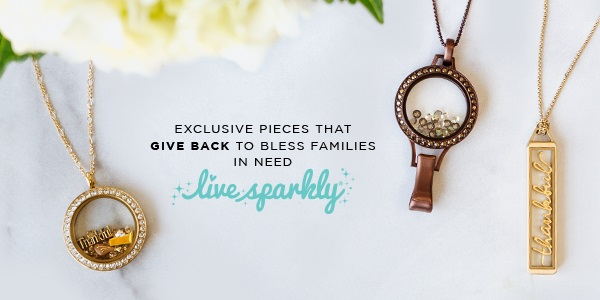 """New Force For Good® Items Added to Support 5th Annual Live Sparkly® """"Share the Sparkle"""" Campaign"""