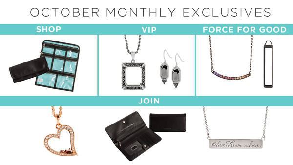 Holiday Wishes + Our October Monthly Exclusives
