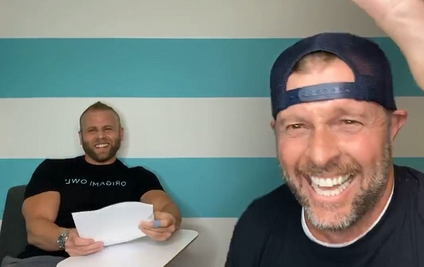 Special LIVE Edition of September Carpool Recognition with Shawn + Tyson