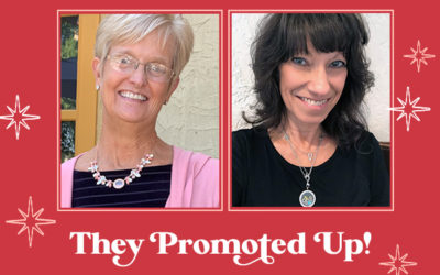 They Promoted Up: How They Achieved Executive and Senior Team Manager