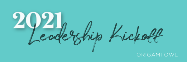 Join Us for 2021 Leadership Kickoff Event January 4