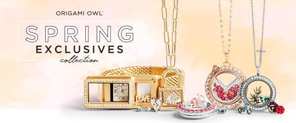 The Spring Exclusives Collection is Here!