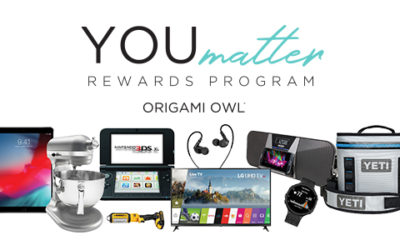 You Matter Rewards: Check Out What YOU'VE Earned