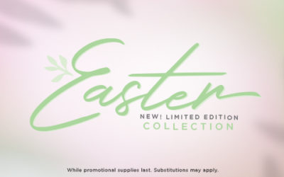 Hippity Hoppity…Our Limited Edition Easter 2021 Collection Has Arrived!