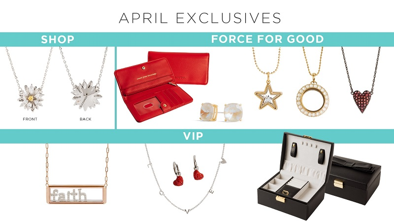 Let It Bloom with Our April Exclusive Offers