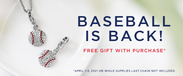 Batter Up: FREE MLB Opening Day Gift With Purchase