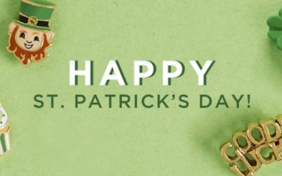 It's Your Lucky Day: FREE St. Patrick's Day Gift With Purchase