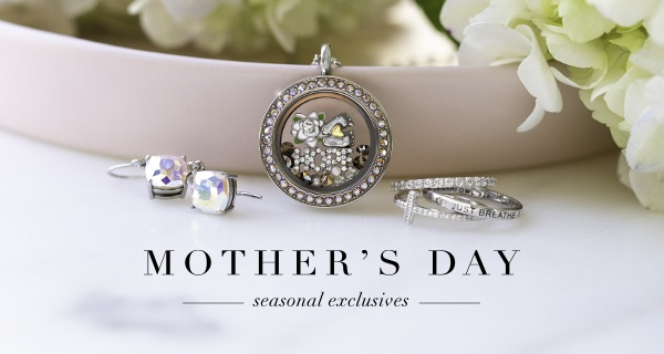 Mother's Day Seasonal Exclusives Arrive April 8