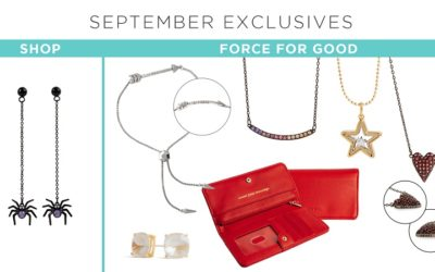 Your September Monthly Exclusive Offers