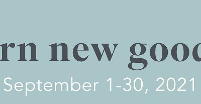 Earn the {New!} Goods September Incentive