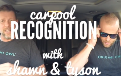 Special August Edition of Carpool Recognition with Shawn + Tyson